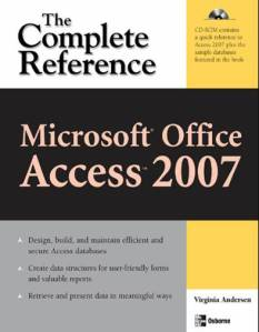 access-2007